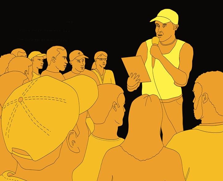 Man-giving-speech-illustration