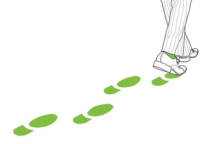 Green-footprint-of-business