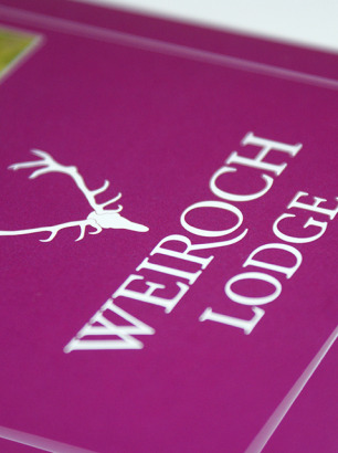 Weiroch logo design