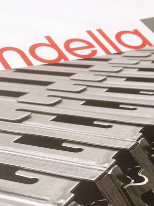 Gondella printed brochure design