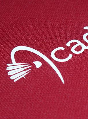 Academy badminton identity